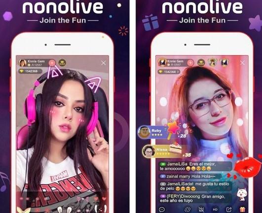 NonoLive Apk Mod